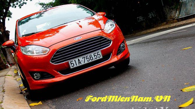 Ford Fiesta 2021 Đánh Giá Tổng Thể Chi Tiết