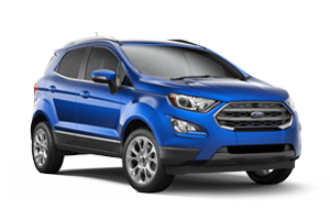 Ford Ecosport 1.0L AT Titannium