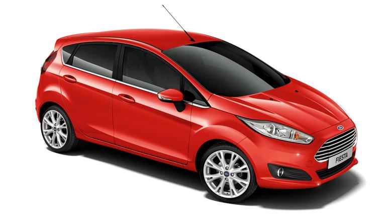 Ford Fiesta 5 Cửa 1.5L Sport AT
